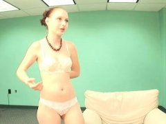 Naughty Teen Posing Nude