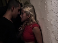 Boosty blonde teen Cristi Ann...
