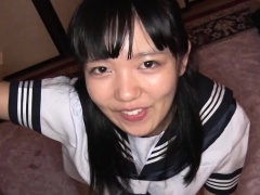 Jav Teen Oiled Up In Her Uniform...