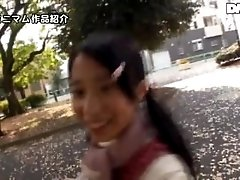 Kinky Japanese girl loves her...