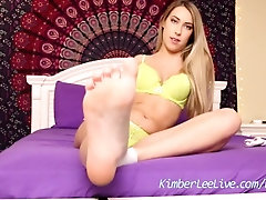 Teen Step Sister Kimber Lee...