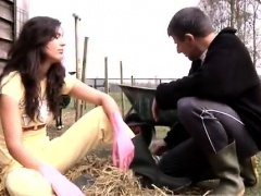 Italian teen chiara first time...
