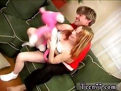 Teen kiana Tanya gets her rosy...