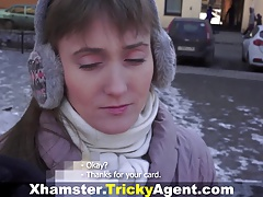 xhamster Tricky Agent - Assfucked with...