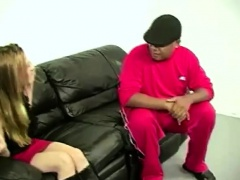 Foul mouthed teen spanked