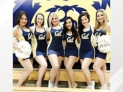 HOT! UC Berkeley Cheer Pic/VIds...