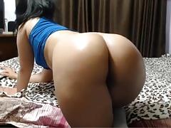Wife ass exposed by Indian...