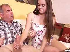 Mature Guy Doesnt Want Wife To...