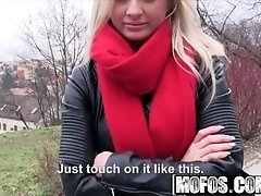 Mofos - Euro Blonde Has Cute...