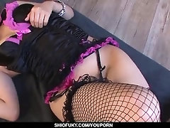 Sleazy Buruma Aoi goes dirty on...