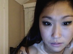 xhamster Super Sexy Asian Chick Stripteasing