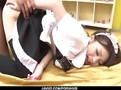 Japan maid, Nao Kojima, craves...