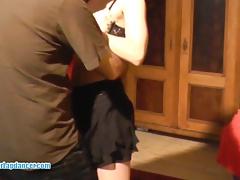 Tempting lapdance by 18yo czech...