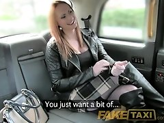FakeTaxi Lucky cabby gets big...
