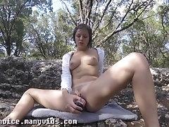 Emma Choice-Public Nude Lake Odd...