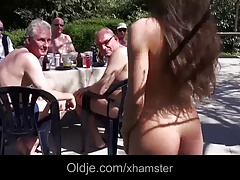 xhamster 8 old cocks penetrating anal and...
