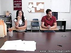 InnocentHigh Sexy schoolgirl...