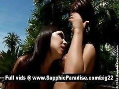 xhamster Henessy and Venus hot brunette...