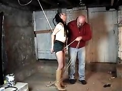 xhamster Crotch rope torment